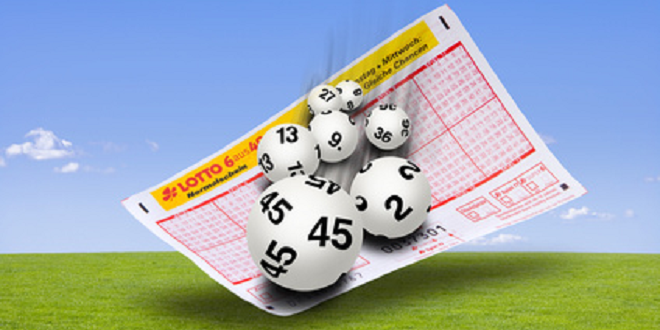 Fast Millionär in der ersten Lottoziehung 2016