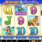Spielautomat Bikini Party für kalte Winterabende