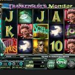 FrankenSlot's Monster als Spielautomat im Online Casino