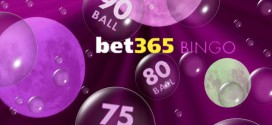 Willkommenspaket bei bet365 Bingo