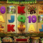 Dschungelbuch-Vergnügen mit Online Spielautomat Jungle Jackpots