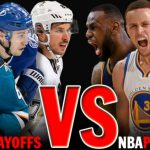 Groß gewinnen mit NBA- und NHL-Wetten