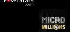 PokerStars MicroMillions mit über 4 Millionen USD Preisgeld