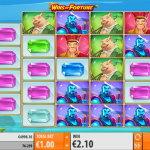 Glück mit dem Online Spielautomaten Wins of Fortune