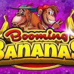 Affenspaß mit Online Spielautomaten Booming Bananas