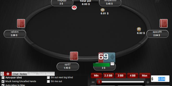 Neuer Poker-Profi bei Partypoker