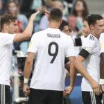 Im Oktober darf Deutschland weiter seinen Platz in der Qualifikation der Gruppe C festigen, hierfür muss nur Irland besiegt werden.