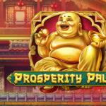 Reiches Vergnügen mit dem Spielautomaten Prosperity Palace