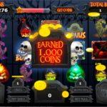 Frühes Halloween im Online Casino