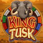 Elefanten-Thematik im neuen Online Spielautomaten King Tusk