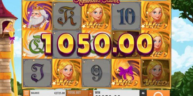 Rapunzel erobert das Online Casino
