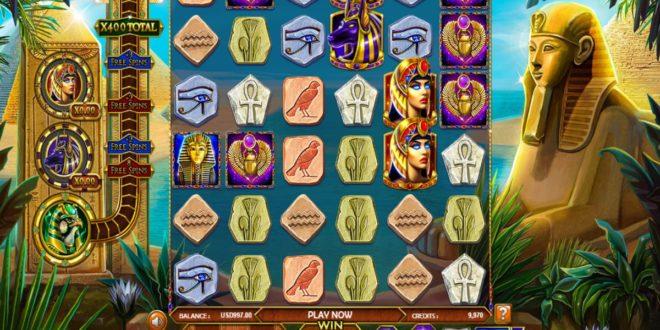 Ein neues ägyptisches Abenteuer im Online Casino