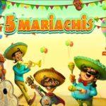 Mexikanische Fiesta mit Online Spielautomaten 5 Mariachis