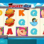Politisch angehauchter Spielautomat Rocket Men im Online Casino