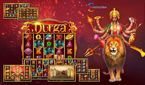Hindu-Abenteuer mit dem neuen Online Spielauotmaten Durga