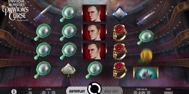 Das Phantom kehrt ins Online Casino zurück