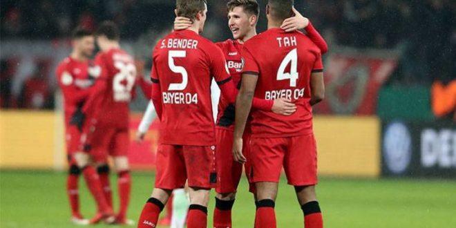 Kommt Bayer Leverkusen wieder unter die ersten Vier?