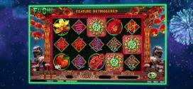 Spielautomat für das chinesische Jahr des Hundes!