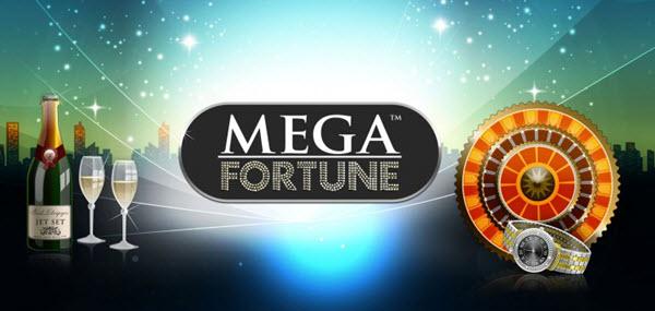 Erster progressiver Mega Fortune Jackpotgewinn 2018!
