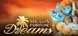 Millionenjackpot mit Online Spielautomat Mega Fortune Dreams geknackt