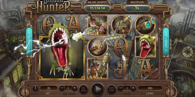 Viktorianisches London und Dinosaurier im Online Casino