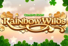 Fantastische Gewinnchancen mit Online Spielautomaten Rainbow Wilds