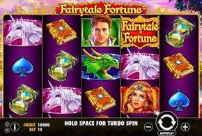 Frühlingsgefühle mit dem Online Spielautomaten Fairytale Fortune