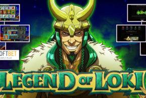 Die Legende von Loki im Online Casino
