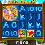 Früchte-Vergnügen in einem neuen Video Spielautomaten