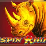 Nashörner stürmen die Online Casinos