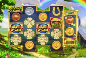 Gestapelte Wildsymbole im neuen iSoftBets Online Spielautomaten
