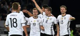 Wie schlägt sich Deutschland im ersten WM-Spiel?