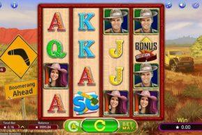 Australisches Spielautomaten-Abenteuer im Online Casino