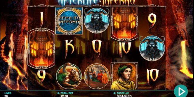 Die göttliche Komödie als Online Spielautomat