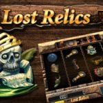 Schatzsuche mit dem neuen Spielautomaten Lost Relics