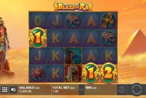 Neuer ägyptischer Schwing im Spielautomaten Blaze of Ra