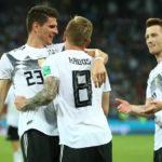 Gratiswette für WM-Gruppenspiel Deutschland gegen. Schweden