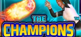 Neuer Online Fußball-Spielautomat The Champions