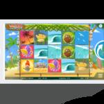 Hawaii genießen mit dem Online Spielautomaten Wai-Kiki