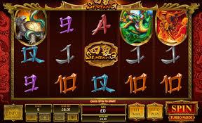 Neuer Online Spielautomat mit chinesischer Mythologie