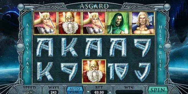 Die Götter der Wikinger erobern das Online Casino
