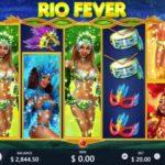 Mit Spielautomat Rio Fever den Karneval feiern