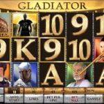Online Spielautomat Gladiator vergibt über eine Million