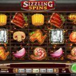 Brennendes Spielautomatenabenteuer mit Sizzling Spins im Online Casino