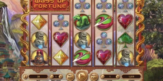 Das antike China im Online Casino