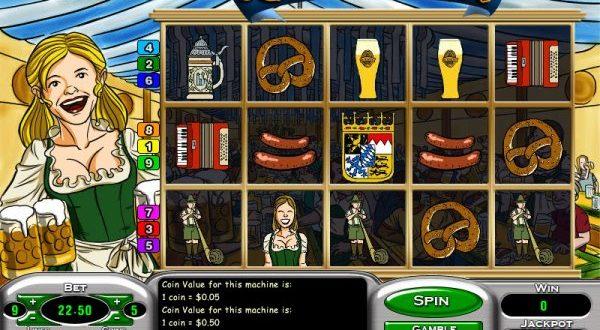 Fünf Online Spielautomaten zum Oktoberfest