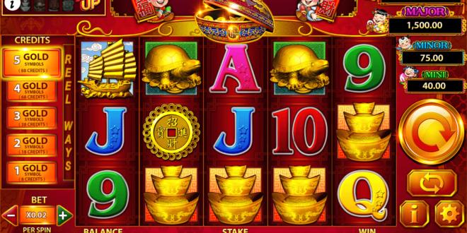 Besonderes Glück mit neuen Online Spielautomaten von Realistic Games