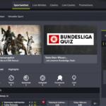 Bundesliga Quiz als Wettaktion bei ComeOn