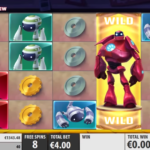 Quickspin stellt Roboter-Spielautomat Big Bot Crew vor