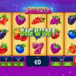 Berry Berry Bonanza - der neue Früchte-Spielautomat